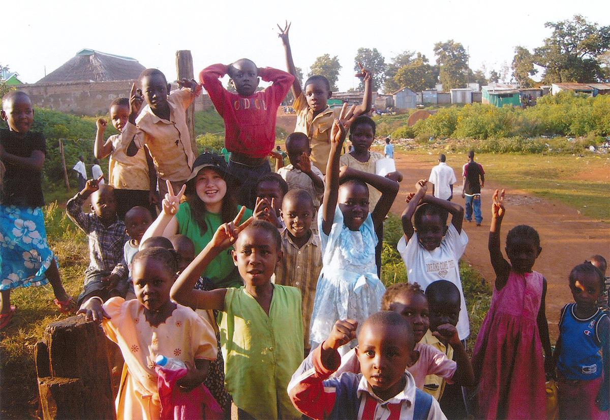 アフリカの紛争解決や難民支援へ行く