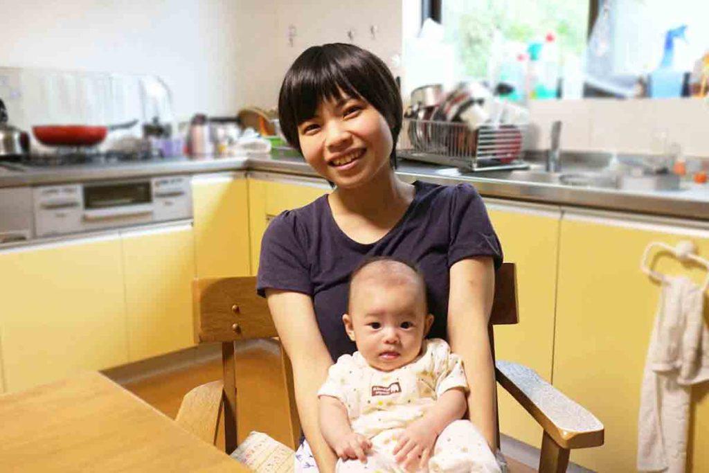 髙橋真梨子さんと娘
